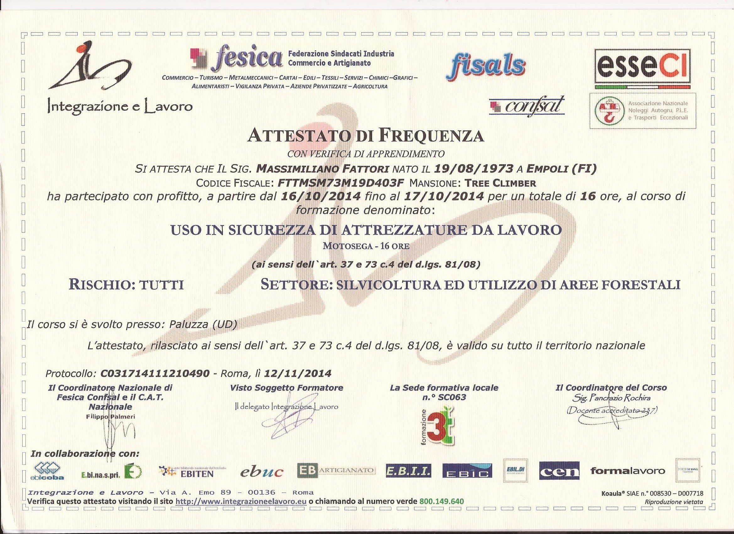 ATTESTATO MOTOSEGA 001